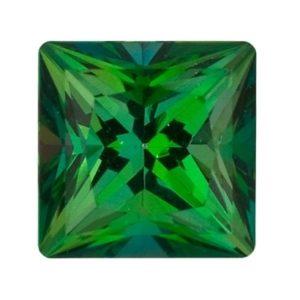 Asia Patrat - Verde