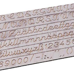 Set de litere 3C