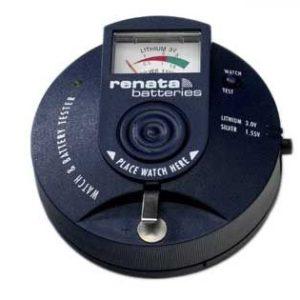 Tester Renata pentru baterii