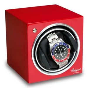 Watch Winder Rosu
