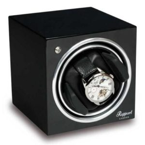 Watch Winder Negru