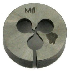 Filiera M 1 mm
