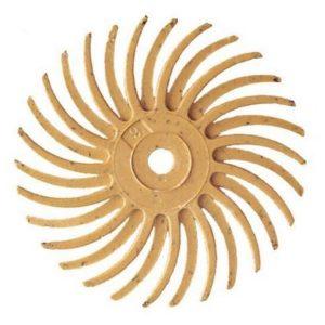 Disc flexibil Habras galben