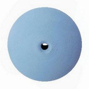 Silicon biax lentila albastru