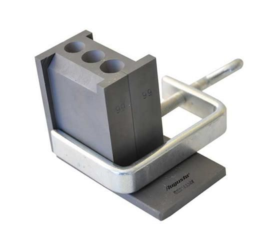Lingotiera cu 2 fete 60 x 40 x 4 mm
