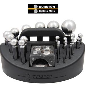 Set 24 poansoane (cu bloc patrat) - Durston