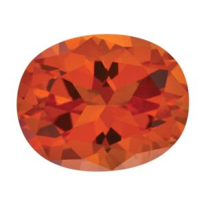 Dalloz Oval - Portocaliu